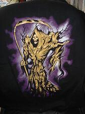 FAUCHEUSE Mort/ Death T.Shirt Double face