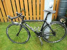 principia road bike, s/m, used but beautiful lightweight bike, black