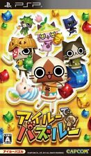 Used PSP Airu De Puzzle  Japan Import ((Free shipping))