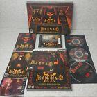 DIABLO II Battle Chest PC Game Lord of Destruction Expansion Set Blizzard