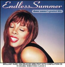 Donna Summer - The Very Best Greatest Hits Collection - RARE 1994 CD 70's Disco