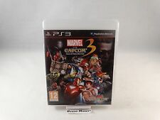 MARVEL VS CAPCOM 3 FATE OF TWO WORLDS - SONY PS3 PLAYSTATION 3 ITALIANO COMPLETO