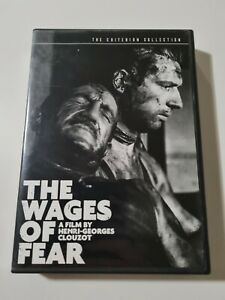 The Wages of Fear (Criterion Collection) [DvD] Region 1