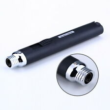 Protable Jet Pencil Torch Butane Gas Lighter for Camping Cigarette Cigar Z  VC
