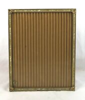 Vintage Mid Century Brass Mother of Pearl Class of '65 Picture Frame Fits 10x8