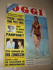 OGGI=1970/33=ISABELLA ROSSELLINI=AZZATE=SERGIO ENDRIGO=SAN MARCO IN LAMIS=