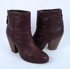 rag & bone 'Newbury' Bootie- Brown- Size 8 US/ 38 EU  (B6)