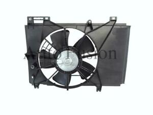 Dual Radiator Fan For Mazda 2 De 2007-2014