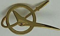 Vintage McDonnell Douglas Lapel Hat Pin Bug Logo Military Boeing