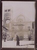 Spoleto Assisi? Italia Foto Amateur Vintage Citrato 1899
