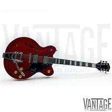 Gretsch G2622T Streamliner Center Block Cutaway Semi-Hollow Red Electric Guitar