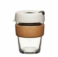 KeepCup Brew Cork Edition  ~ Medium 12oz / 340ml Grey