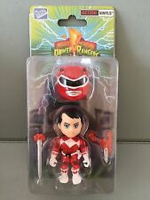 Power rangers CRYSTAL RED ranger SDCC exclusive LOYAL SUBJECTS  **Rare** MISB
