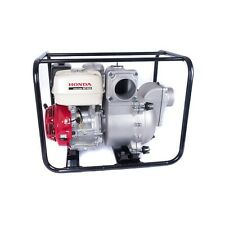 Honda WT40X Schmutzwasserpumpe Benzin | Gartenpumpe, Wasserpumpe