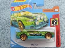 Hot Wheels 2018 # 000/365 RALLY GATO VERDE HW TEMERARIOS Funda E
