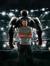 Real Steel Movie Poster 11x17 Mini Poster (28cm x43cm) #02
