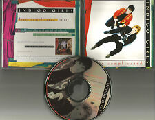 INDIGO GIRLS Least Complicated PIC DISC PROMO CD Single amy ray & Emily sailers