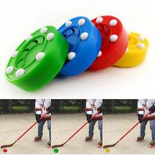 7.5x2.5cm Roller Hockey Puck Wheel Pucks Training Slider Rollers Accessories