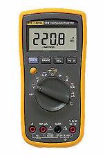 Fluke 17b Digital Multimeter Tester E F17B One Year