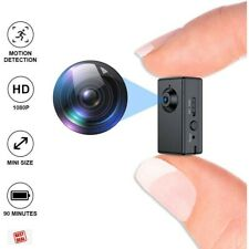 Hidden Micro Spy Camera Video Recorder Motion Detection Thumb Size Camcorder