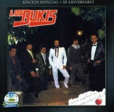 Los Bukis - Me Volvi a Acordar de Ti - CD Album Damaged Case
