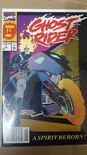 from Avengers Ghost Rider Comic lot 1990 1 2 5-11 13-25 27-32 vf+ bagged annual