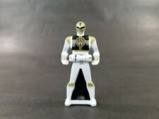 Power Rangers Legendary Key Pack Super Megaforce Mighty Morphin White Ranger