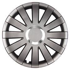 Radkappen 14 Zoll ONY graphit für Renault Nissan Radzierblenden Radblenden