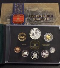 2004 Proof set Golden Jubilee come with Cao and Box