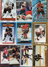 10-daniel alfredsson ottawa senators card lot #1 nice mix
