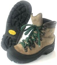 Dark Brown Leather DANNER Talus GTX Laced Hiking Boots US Woman's 6.5