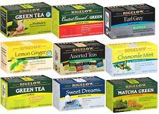 Bigelow Natural Herb Tea Blend, Multi Flavors