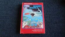 Intellivision Shark! Shark! Boxed