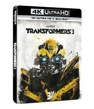 TRANSFORMERS 3  BLU-RAY 4K ULTRA HD+BLU-RAY