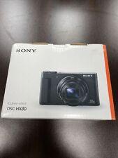 BRAND NEW- Sony Cyber-Shot DSC-HX80 18.2-Megapixel Digital Camera- FREE SHIPPING