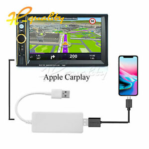 Carlinkit USB Dongle GPS Navigation Carplay for WinCE Apple iPhone Android