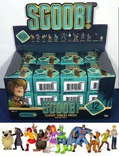 New ListingScooby-Doo Snack Packs Mystery Mini Figures - Scoob! Movie Entire Case Box of 24