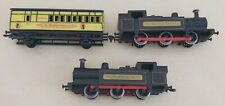 More details for vintage.the shredded wheat co mini train.2 locomotives and a carriage.rare.