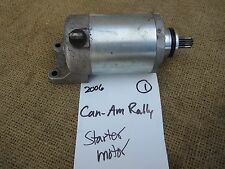 Can-Am Rally 200 Bombardier 2006 starter motor (1)