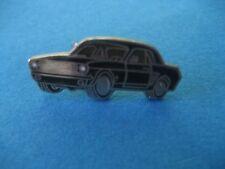 CAR  BLACK 2 DOOR  SEDAN  PIN BADGE   (TK120)