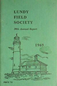 Early Christian Cemetery at Beacon Hill - Lundy Field Society 20th Annual Report