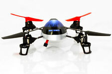 V949 QUADCOPTER BLUE 4 CHANNEL LED RC 2.4GHZ DRONE INDOOR OUTDOOR HELICOPTER