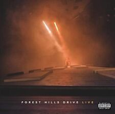 J. COLE Forest Hills Drive Live CD BRAND NEW