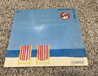 Manfred Mann's Earth Band Chance LP BSK 3498