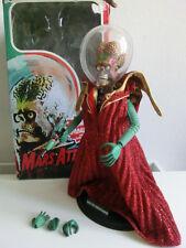 Sideshow Hot Toys Mars Attacks Martian Ambrassador Masterpiece 1/6 Figur