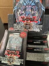Yugioh Shadow Of Infinity SE Special Edition Pack (English)