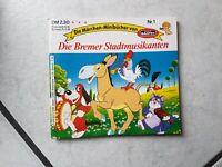 Die Märchen-Minibücher von  Bastei -80 er -kleines Leseheftchen   Heft  1