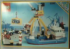 Lego Classic Town Harbor  6541 Intercoastal Seaport  New Sealed