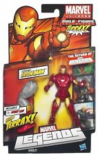 "IRON MAN EXTREMIS ( 6"" ) 2011 MARVEL LEGENDS ( TERRAX SERIES ) ACTION FIGURE #3"