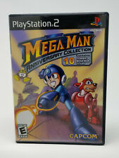 Mega Man Anniversary Collection (Sony PlayStation 2)